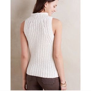 d4a204cb50 Anthropologie Sweaters - Anthropologie Moth Roll Neck Knit Tank
